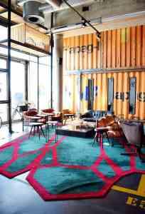 Hotspot: 25hours hotel Hafencity Hamburg