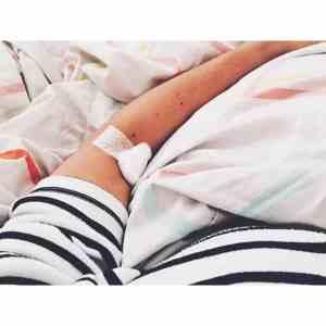 Diary week 39: mijn bed, doktersbezoekjes & Gossip Girl