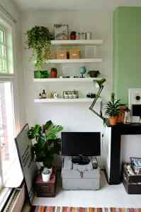 Home make over: urban jungle