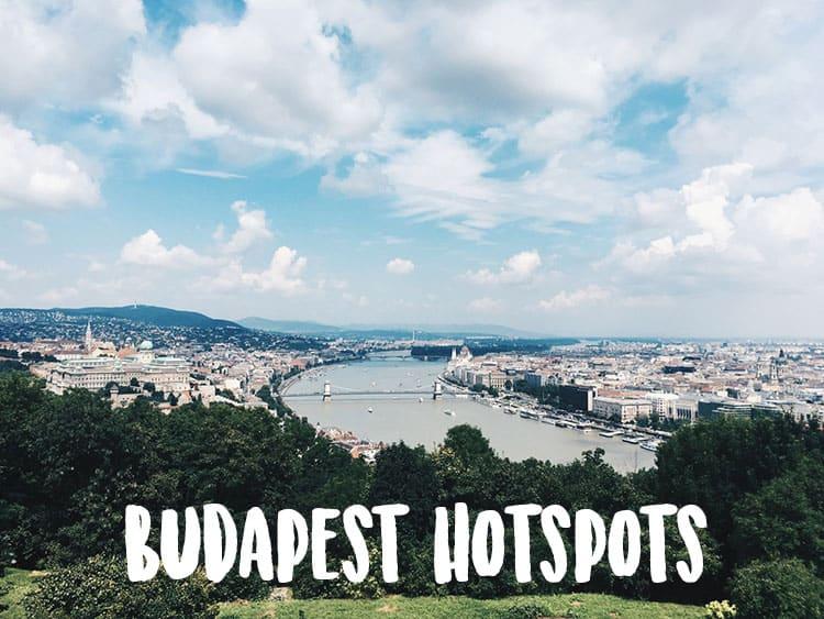 budapest hotspots