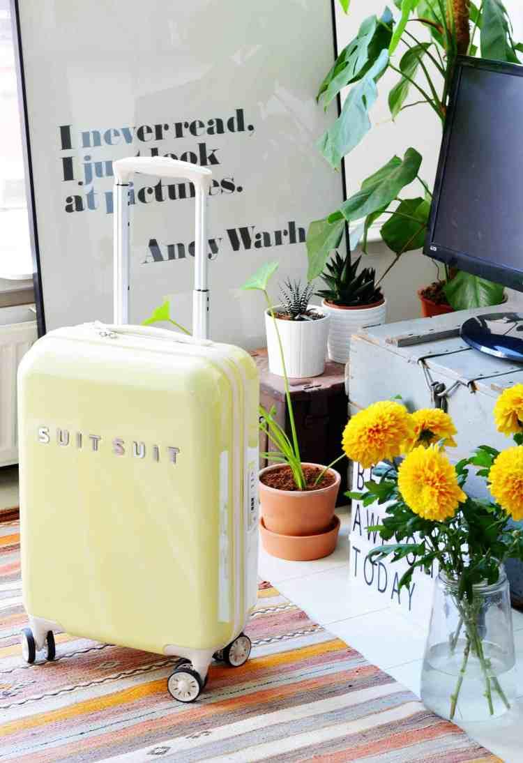 SuitSuit koffer van Duifhuizen