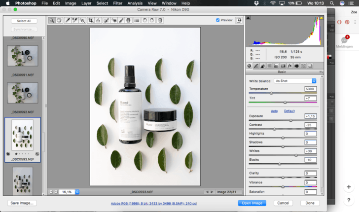 productfotografie