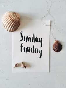 Sunday Funday #6