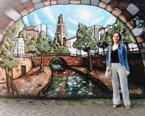 Explore Utrecht: Street art Utrecht tour op de fiets
