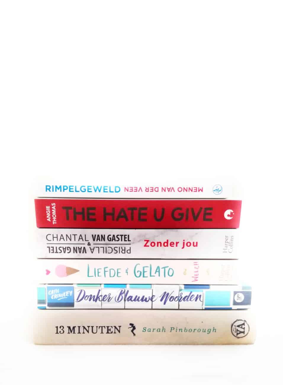 Gastblog: Boekentips zomer 2017 – de favorieten van Paula