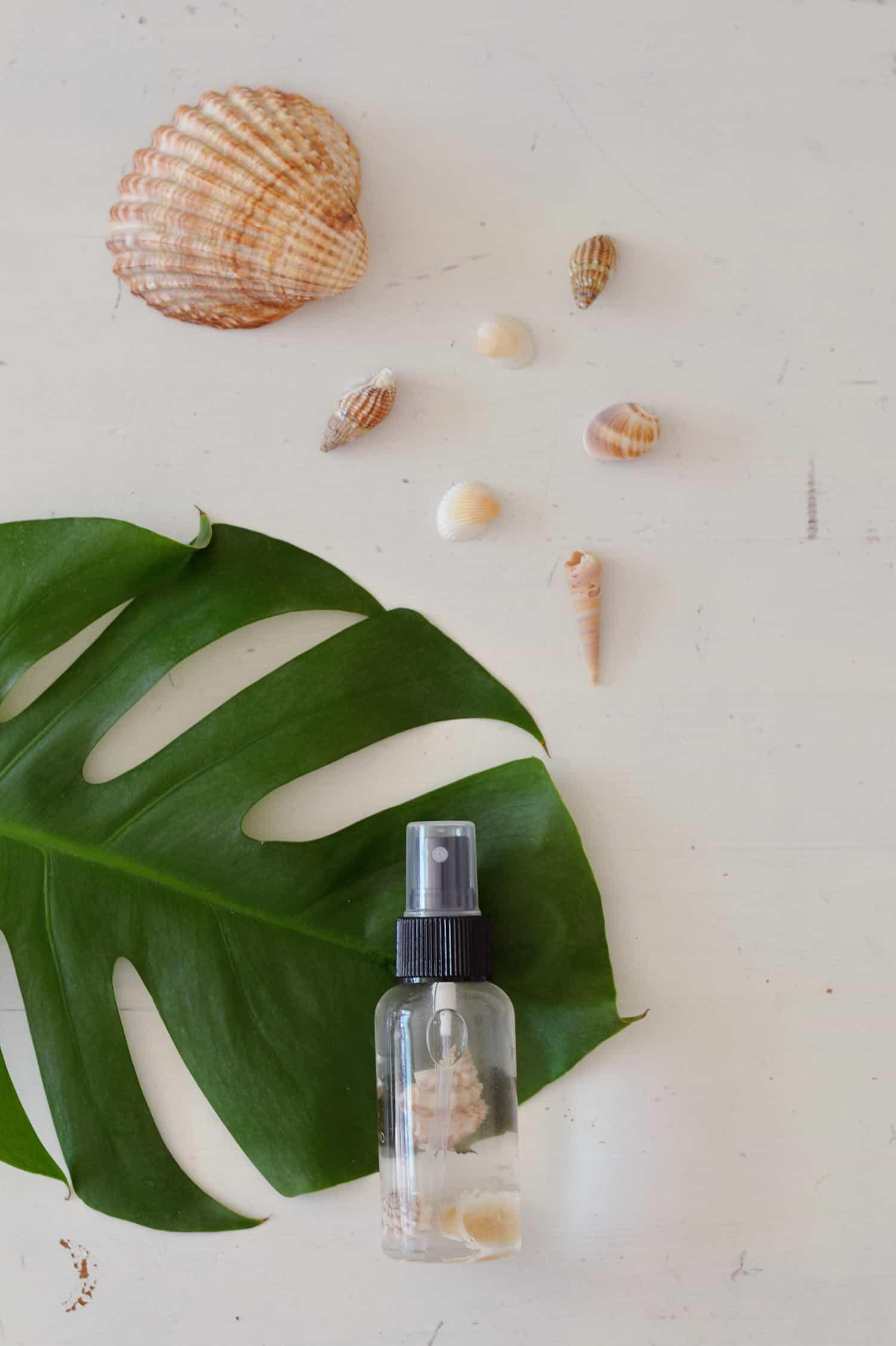 DIY: Sea salt spray voor surf haar