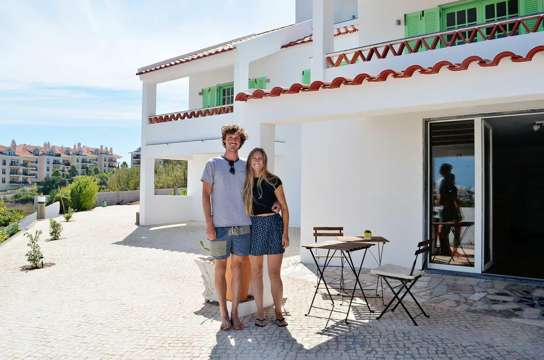 Reis tip: Surf guesthouse Olá onda in Ericeira, Portugal