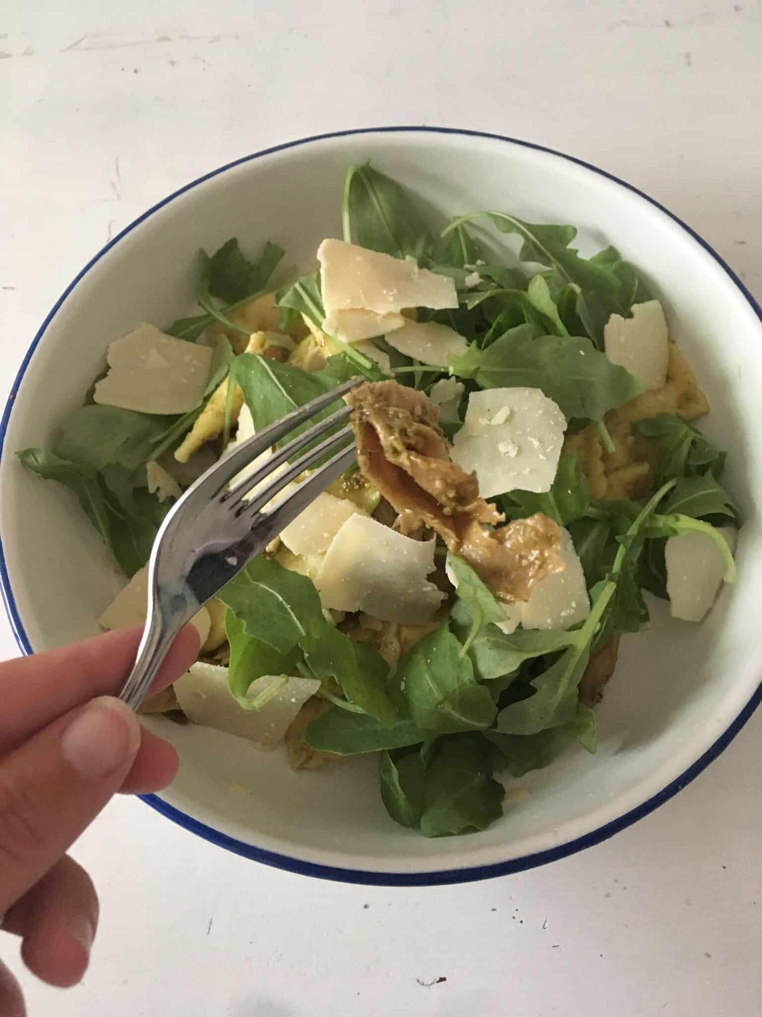 Veggie challenge eetdagboek 4: het zit erop!