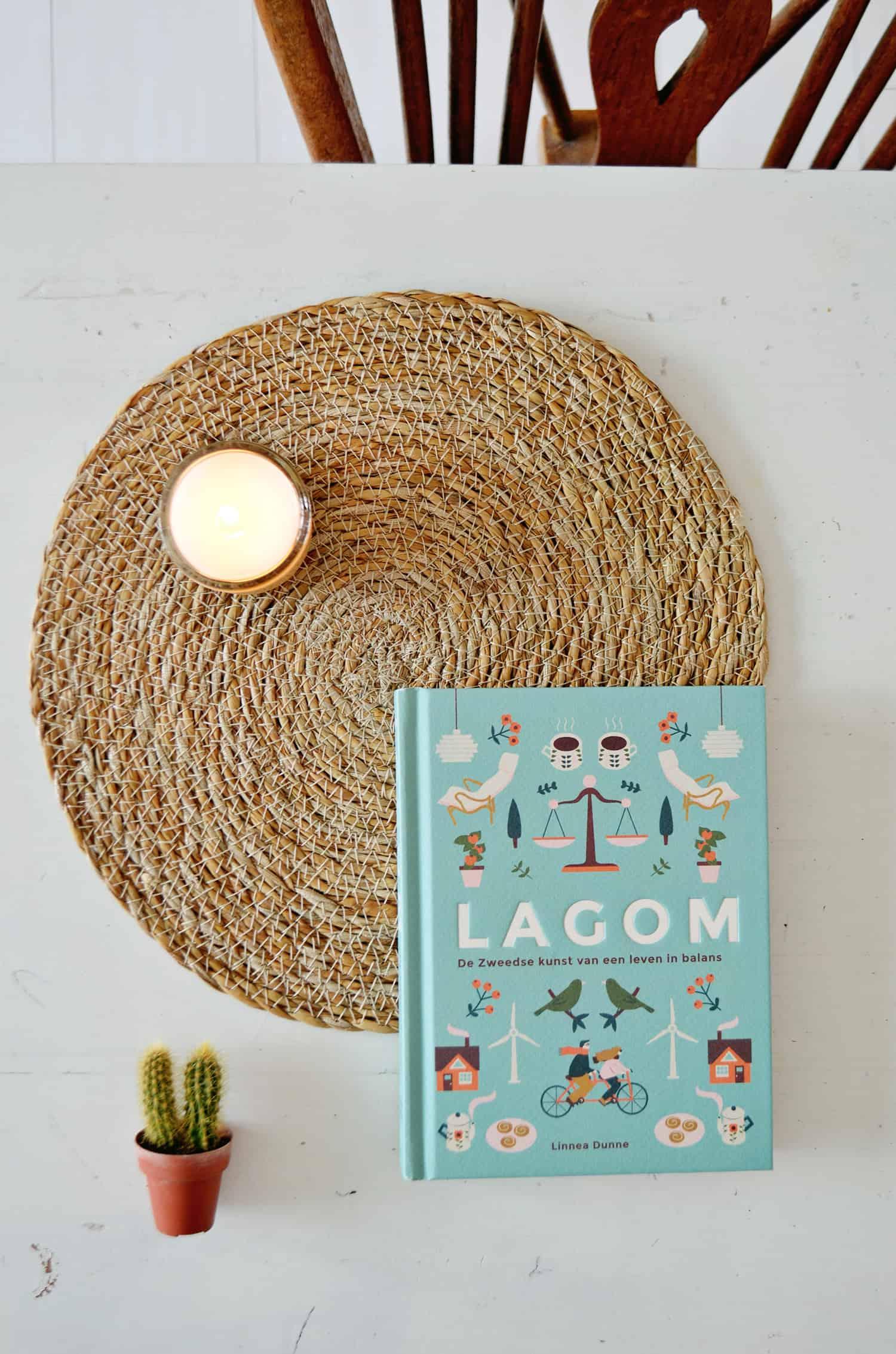 Boekreview: Lagom – De Zweedse kunst van een leven in balans