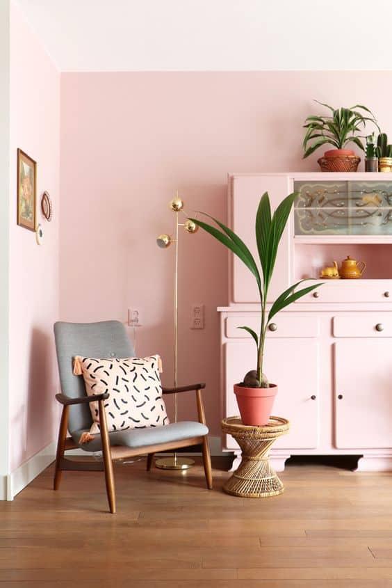 Interieur trends 2018: de jaren '80 & millennial pink