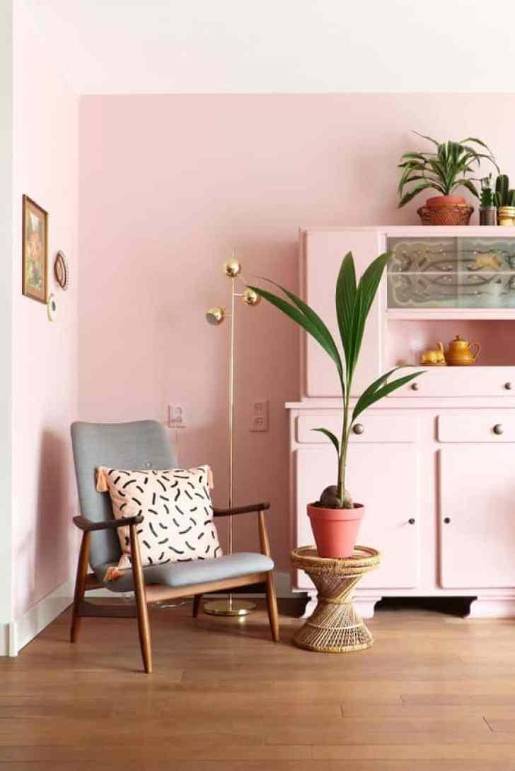 Interieur trends 2018: de jaren \'80 & millennial pink