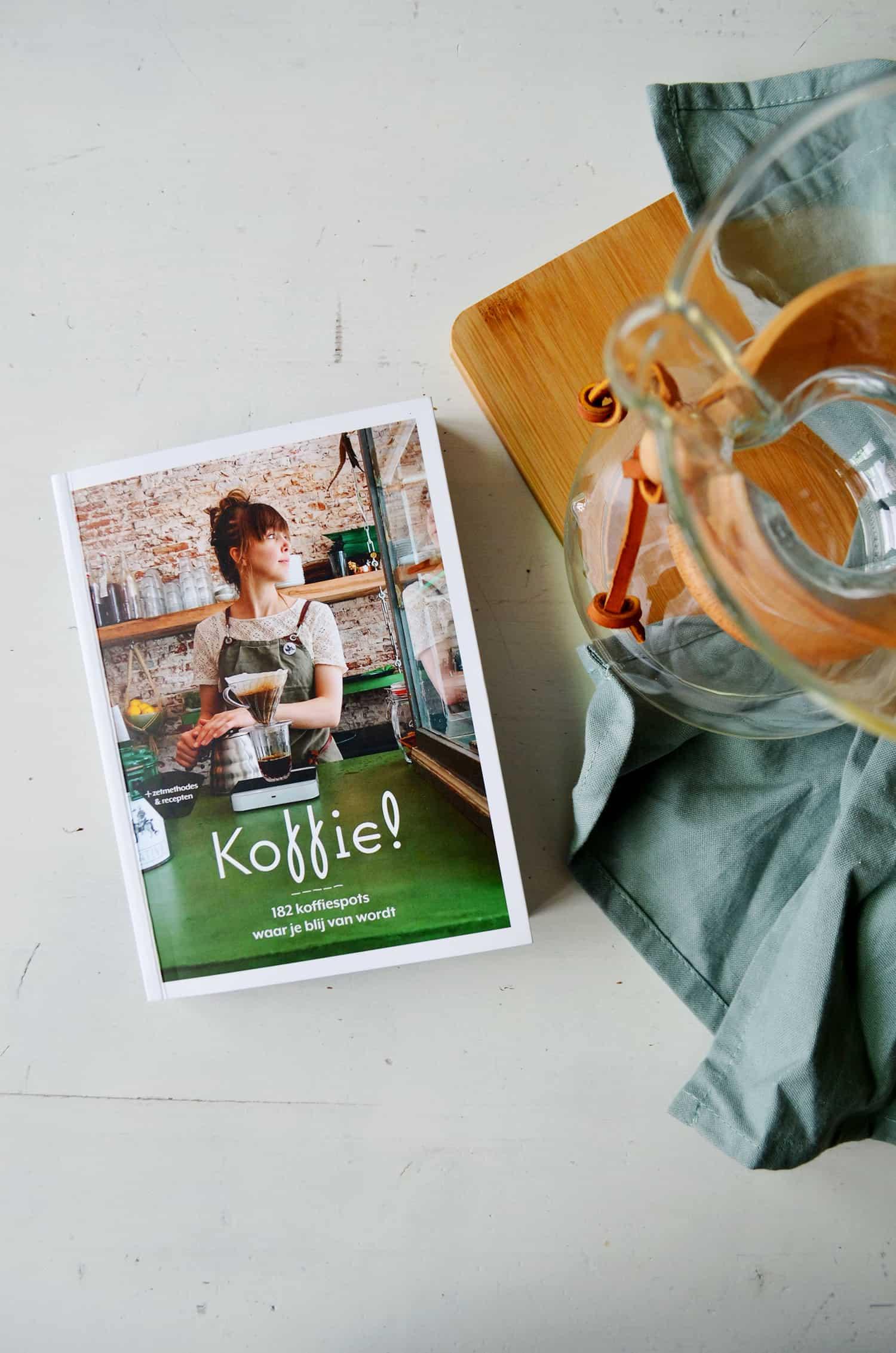Boek review: Koffie! 182 koffiespots waar je blij van wordt