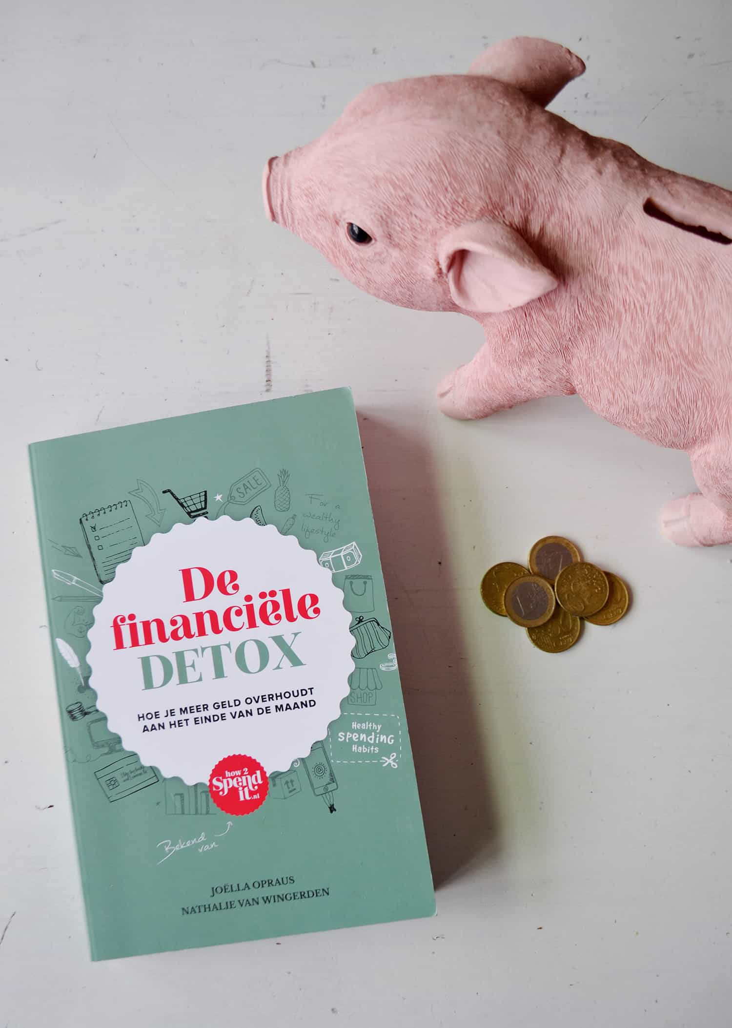 Boek review: De Financiële Detox & mijn goede voornemen voor 2018