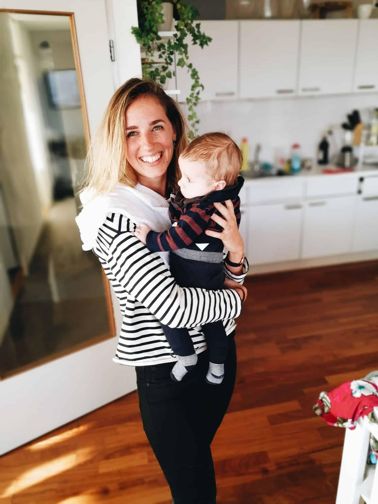 Diary week 6: jetlag, wandelen met de baby en een nieuwe baan!