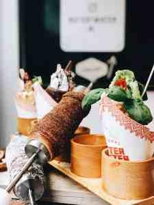 Hotspot Utrecht: Chimney cakes van Mister Twister