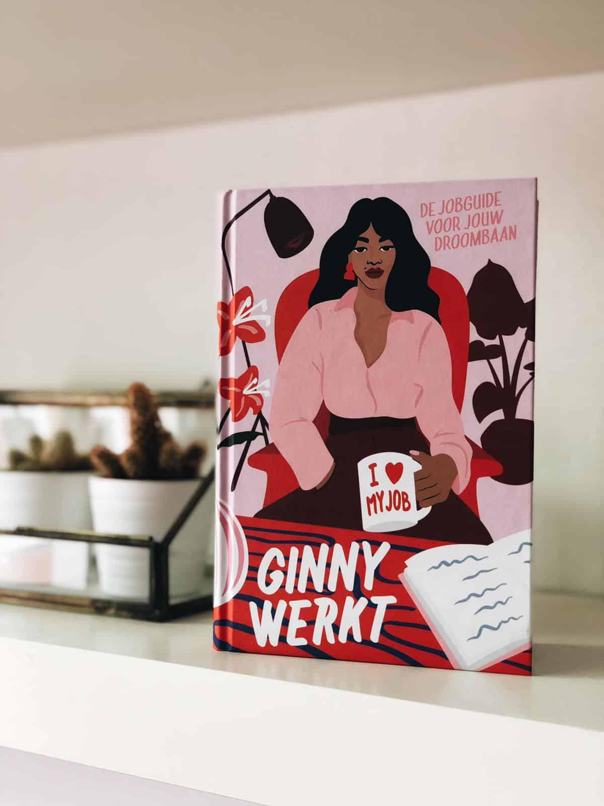 Boekreview: Ginny Werkt – De jobguide voor jouw droombaan