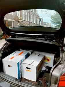 Diary week 23: nachtje Rotterdam & een kijkje in ons appartement!