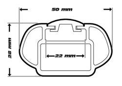 Nordrive EVOS Grundträger Renault Megane II, 3/4/5-türi