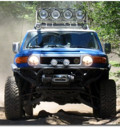 fj cruiser baja racer how to install off road lights  [ 1110 x 840 Pixel ]