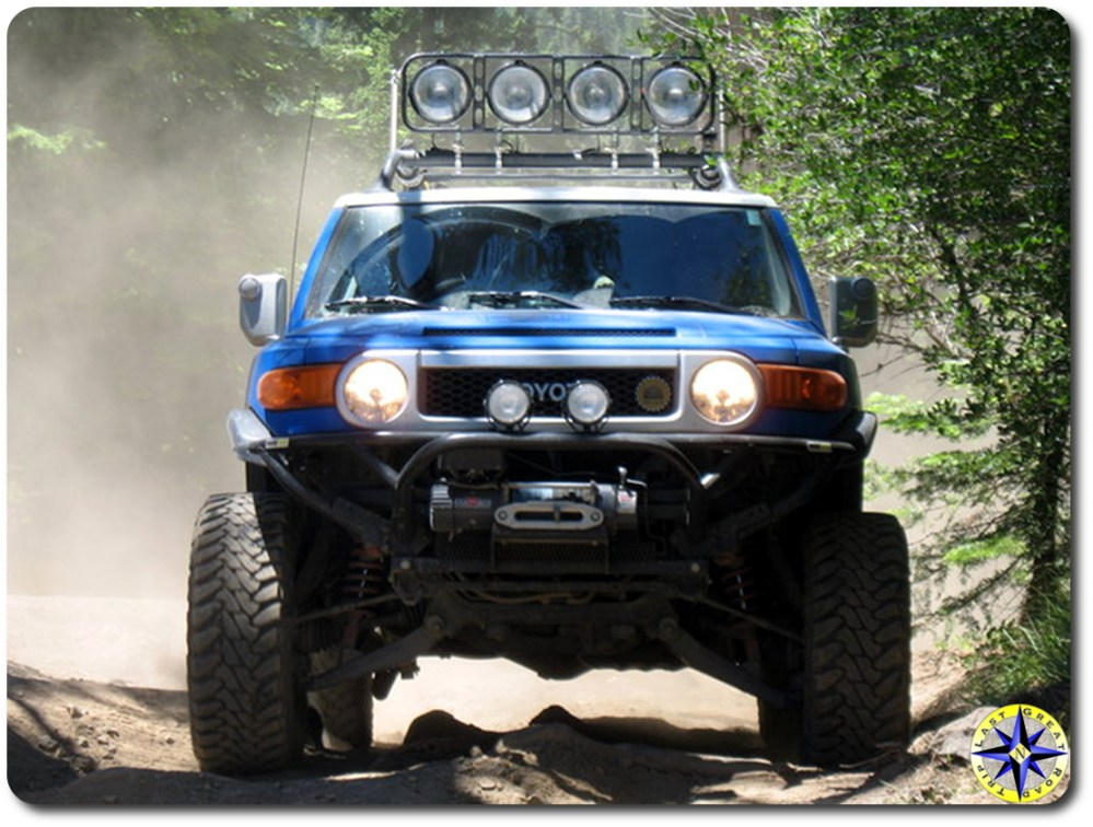 medium resolution of fj cruiser baja racer how to install off road lights