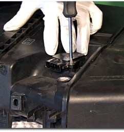 toyota mass air flow sensor removal [ 1110 x 750 Pixel ]