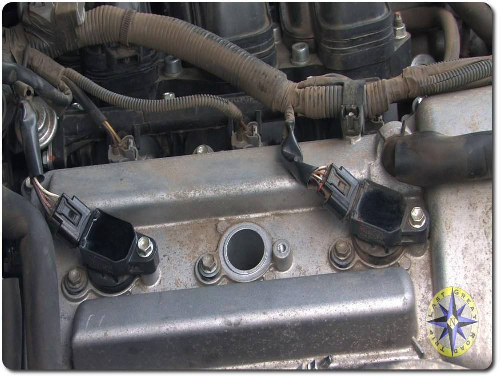 medium resolution of fj cruiser engine head ignition coil