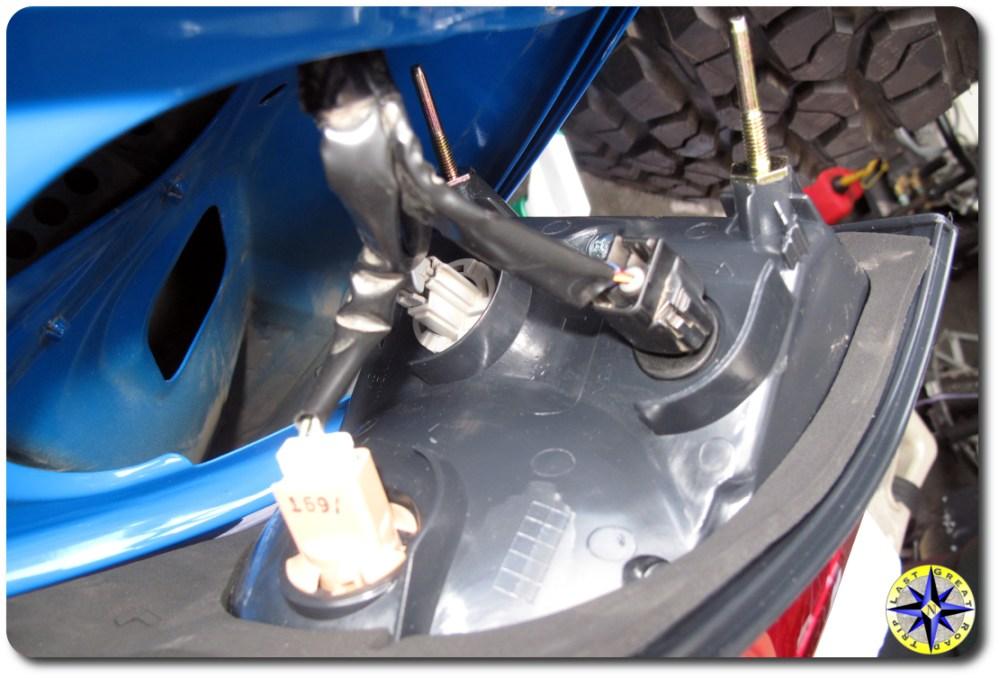 medium resolution of fj cruiser taillight assembly wiring