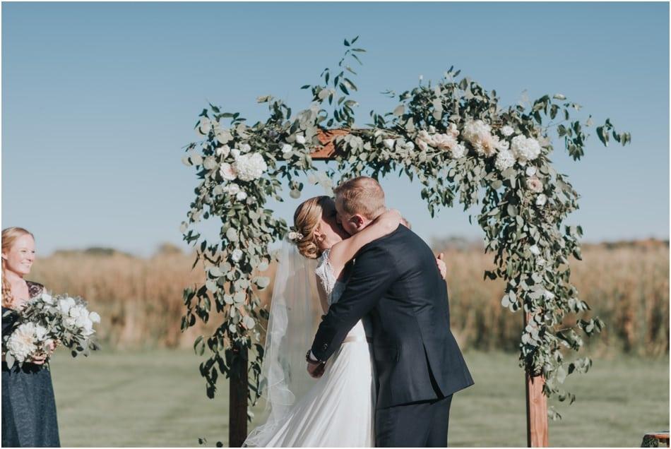 Minnesota farm wedding, horse wedding, MN wedding planner