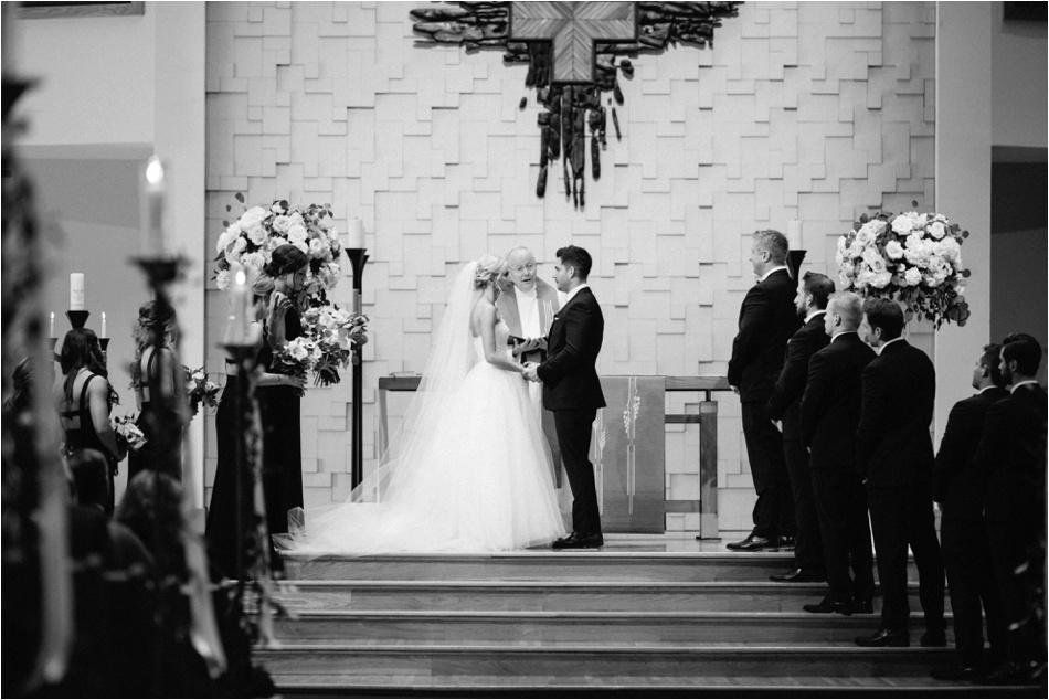 Lafayette Club wedding reception on Lake Minnetonka