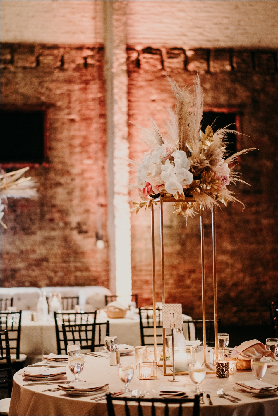 Minnesota Warehouse Wedding