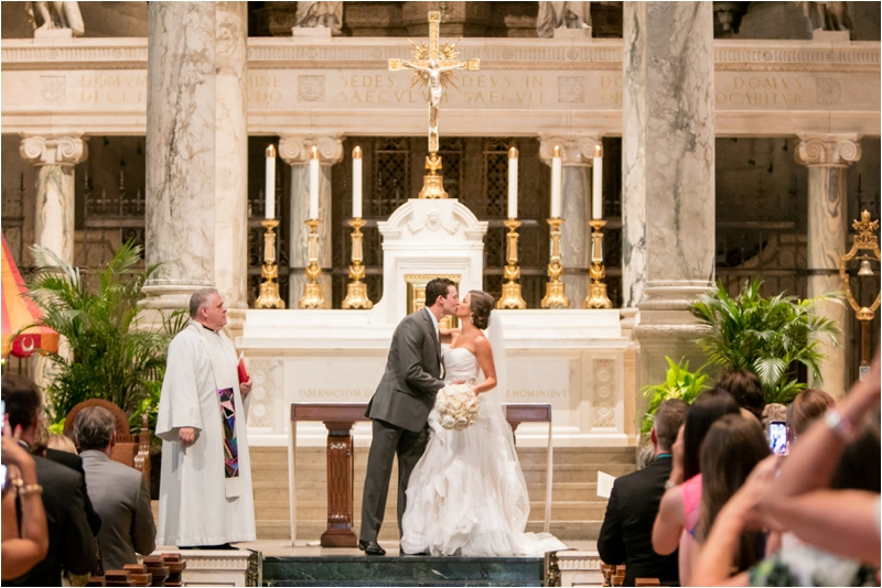 Basilica of St. Mary Wedding