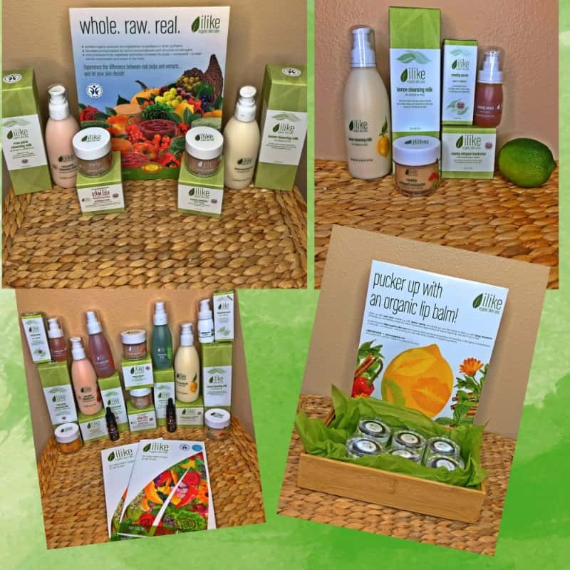 Ilike Skin Care Products