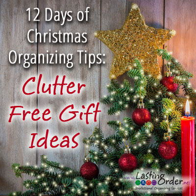 Free 12 days of christmas gift ideas