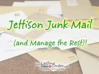 manage your junk mail