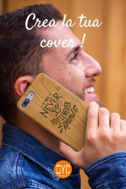 crea cover , cover personalizzata, cover in legno personalizzata,
