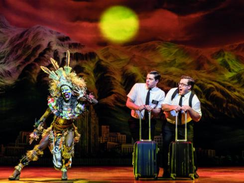 Cheap The Book Of Mormon Tickets Prince Of Wales Theatre
