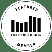 The Backbeats on Last Minute Musicians