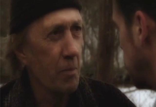 David Carradine as Philip Evans in Renegade Motion Picture's AUTUMN © Renegade Motion Pictures
