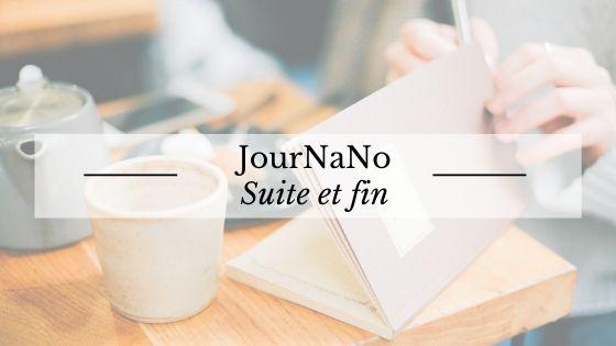 Bilan de mon NaNoWriMo 2019