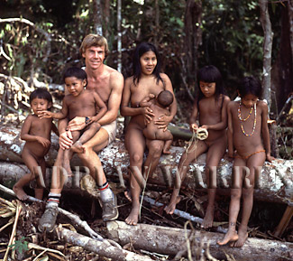 nude native female tribe