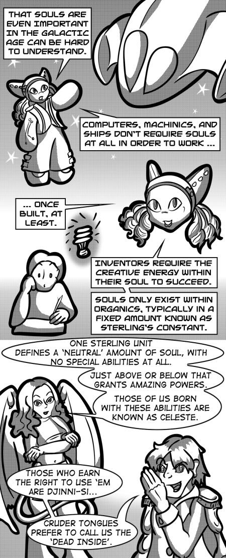 Bonus Comic –  Explaining Sterling