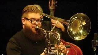 Tuesdays on the Tube: Mattis Cederberg and Jazz Cimbasso
