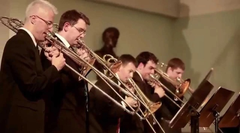 Tuesdays on the Tube: Szeged Trombone Ensemble