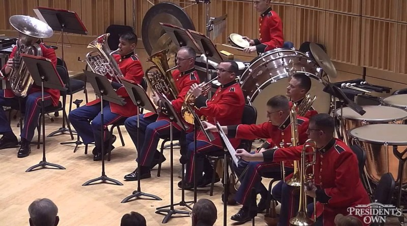 Tuesdays on the Tube: U.S. Marine Brass