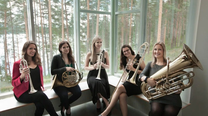Tuesdays on the Tube: Seraph Brass