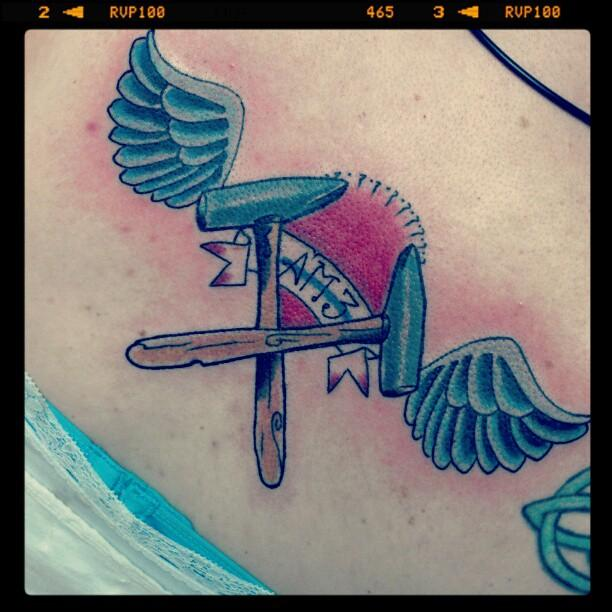 Hammers Tattoo