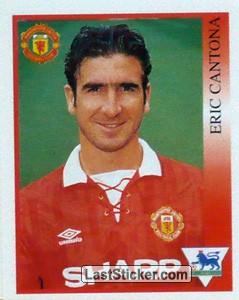 Eric daniel pierre cantona, född 24 maj 1966 i marseille, frankrike, är en fransk tidigare anfallsspelare i fotboll. Sticker 204: Eric Cantona - Merlin English Premier League ...