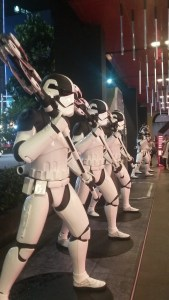 Stormtroopers op Orchard Road