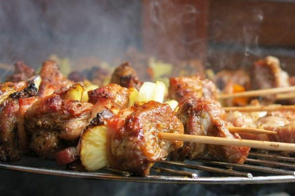 grillades barbecues