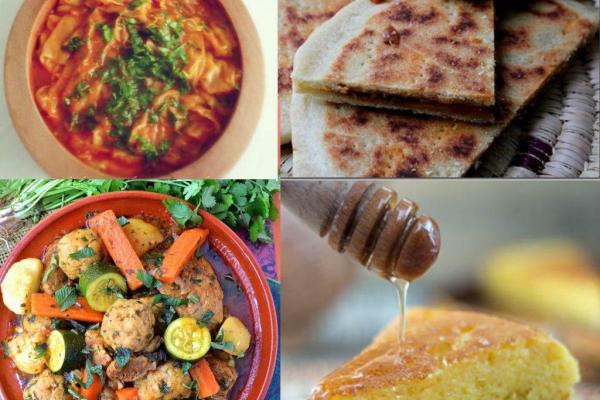 recettes Amazigh